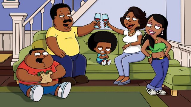 Zattoo The Cleveland Show Cleveland Brown Ist Trauzeuge